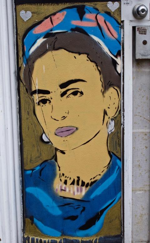 Frida (LA, CA 2018)