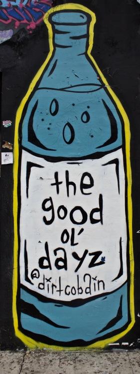 The Good Old Haze (LA, CA 2018)